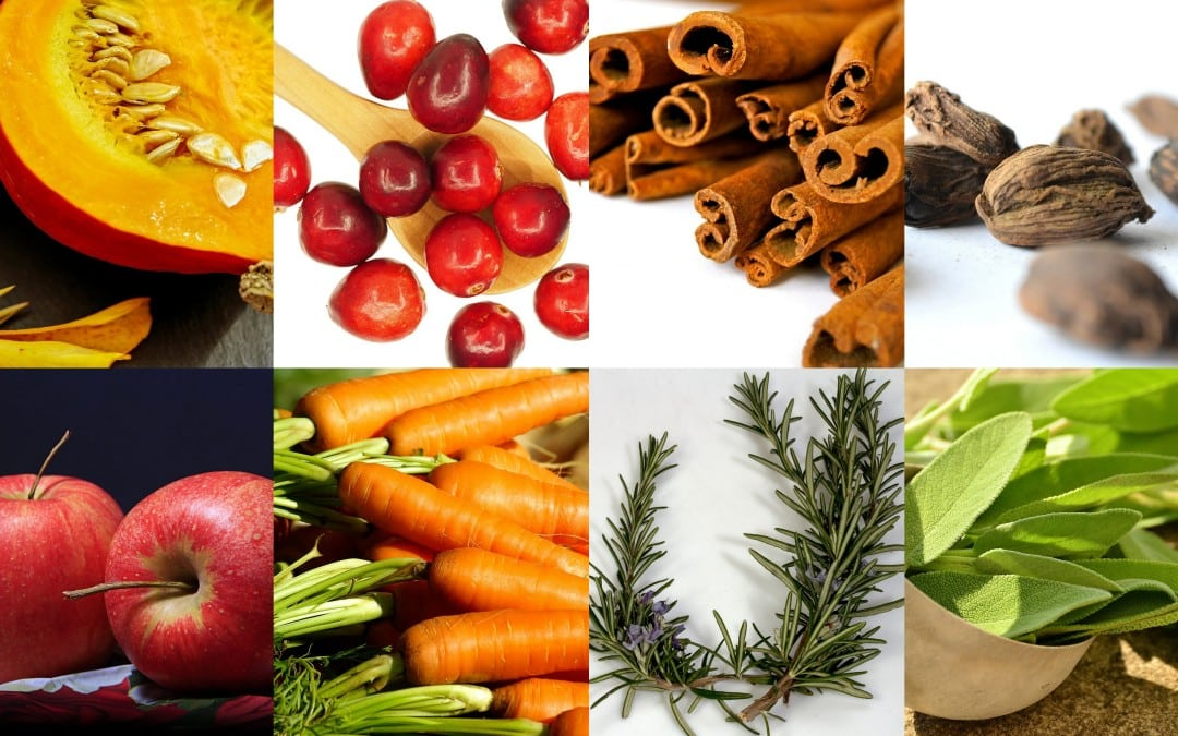 Thanksgiving Ingredients That Are Good For Your Skin