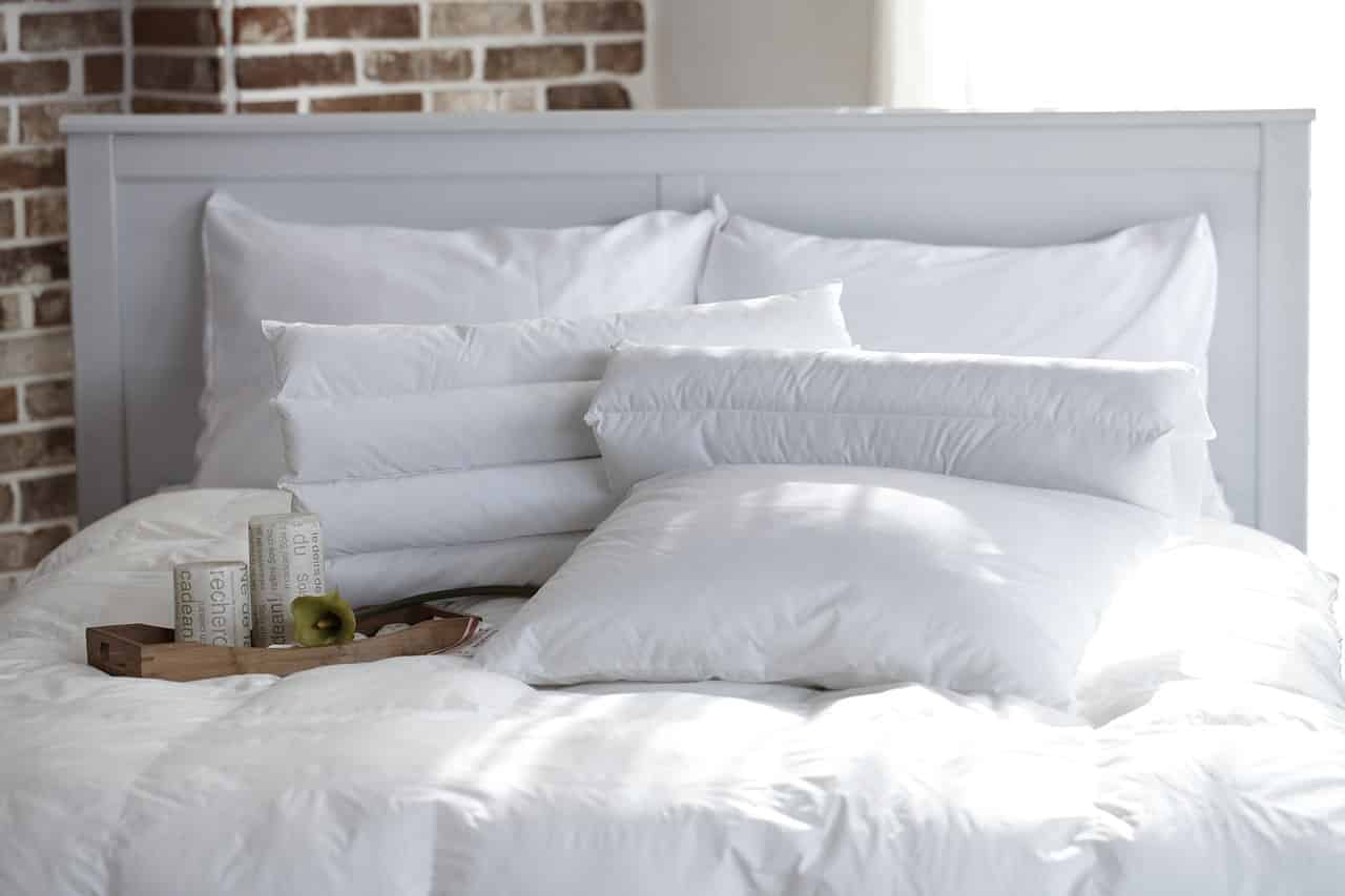 Change your pillowcases twice a week